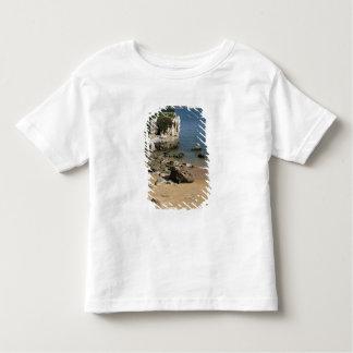 Portugal, Cascais. Praia a Dinamarca Rainha, uma Camisetas