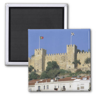Portugal, Lisboa. Castelo de Sao Jorge Ima De Geladeira