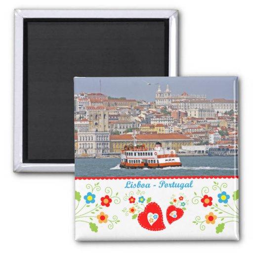 Portugal nas fotos - a cidade de Lisboa Imãs