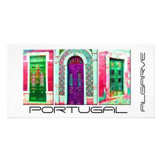 Portugal: portas cartão com fotos