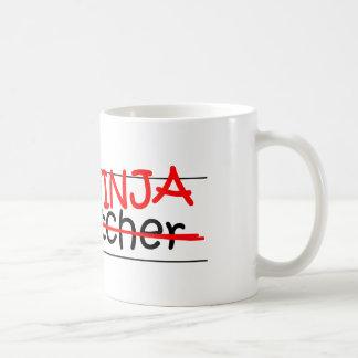 Posição Ninja - expedidor Caneca De Café