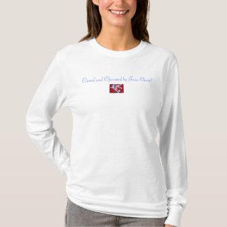Possuído e operado pelo Jesus Cristo! T-shirts