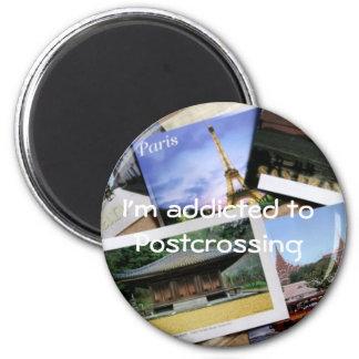 Postcrossing fan iman