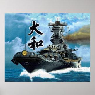 Poster 1 de Yamato Pôster