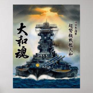 Poster 2 de Yamato Pôster
