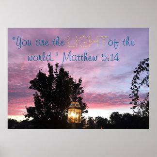 Póster 5:14 de Matthew