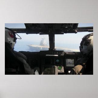 Póster A opinião do piloto