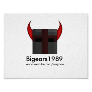 Poster Bigears1989