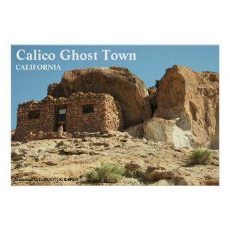 Poster bonito da cidade fantasma da chita!