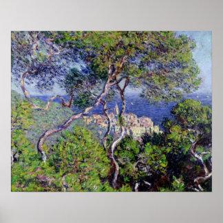 Póster Claude Monet | Bordighera, 1884