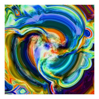 Poster da arte abstracta 146
