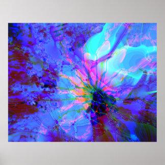Poster da arte abstracta 159
