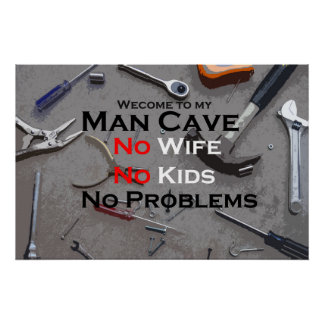 Poster da caverna do homem pôster