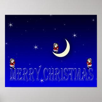Poster da imagem do Natal Pôster