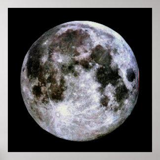 Poster da Lua cheia
