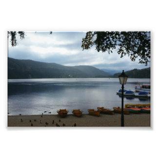 Poster de Alemanha do lago Titisee Impressão De Foto