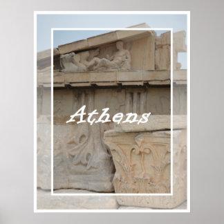 Poster de Atenas