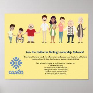 Poster de CaliforniaSibs