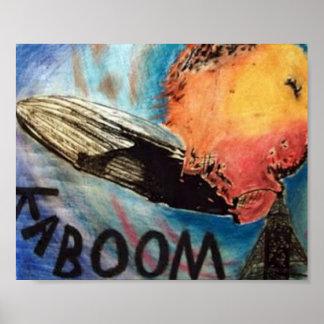 Poster de Hindenburg