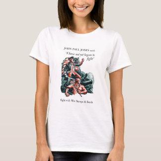 Poster de John Paul Jones WW2 Tshirts