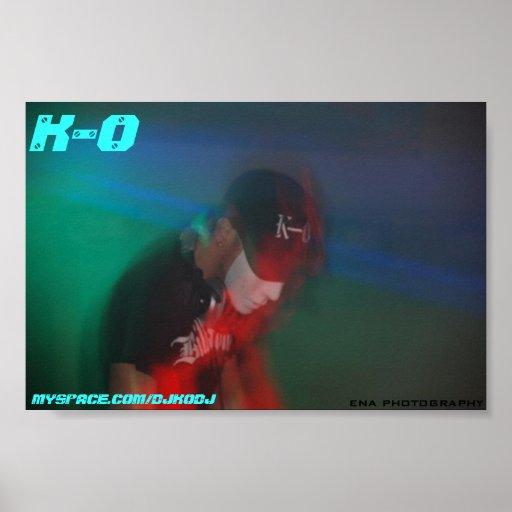 Poster de K-O