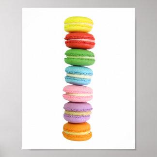 Poster de Macarons Pôster
