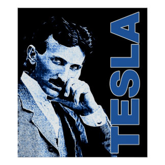 Poster de Nikloa Tesla