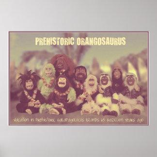 Poster de Orangosaurus