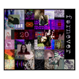 poster do aniversário do fornever 20o pôster