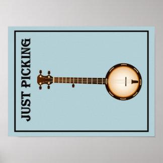 Poster do banjo