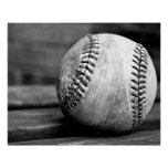 Poster do basebol