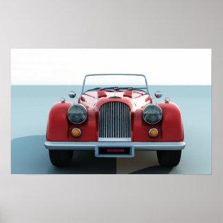 Poster do carro de Morgan