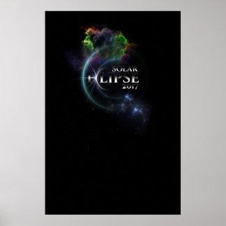 Poster do eclipse solar 2017Archival