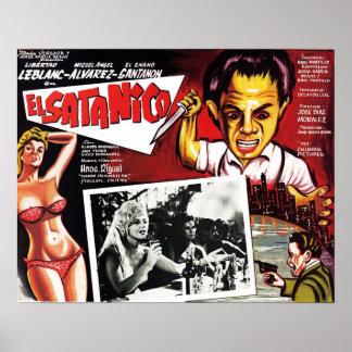 Poster do EL Satanico Pôster