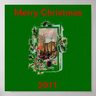Poster do Feliz Natal Pôster