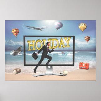 Poster do feriado