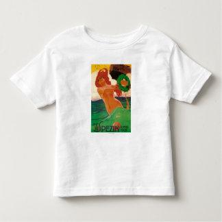 Poster do promocional de Alla Spezia Camisetas