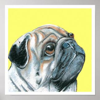 Poster do Pug