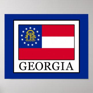 Póster Geórgia