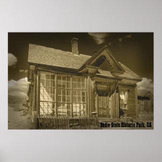 Poster Home 1 Sepiatone de Bodie