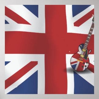 Poster Invasão britânica