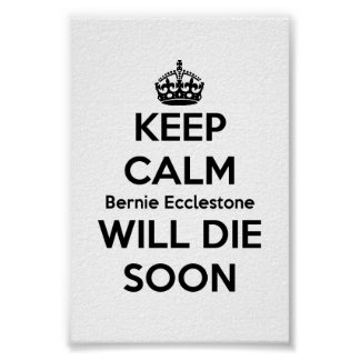 Póster Keep Calm 4