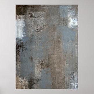 Poster neutro da arte abstracta