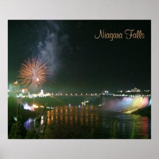 Poster Niagara Falls