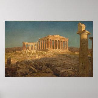 Póster O Partenon