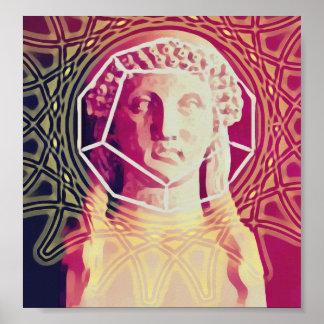 Poster O poeta Sapphos