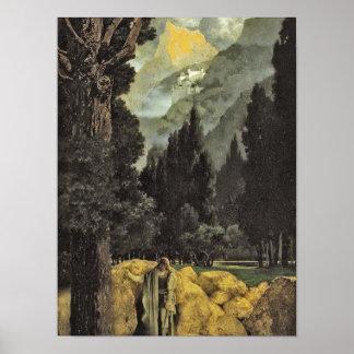 Poster O sonho do poeta