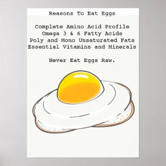 Póster Ovos