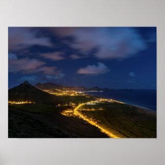 Póster Porto Santo
