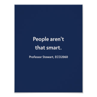 Poster Professor Stewart, ECO2060